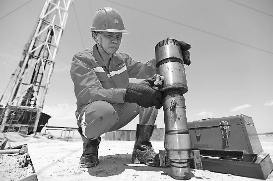 """""""过去,驱动坐封工具主要以火药燃烧产生高压气体,来完成封堵作业.图片"""