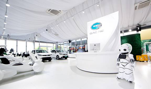 5G+林田科技汽车智慧展厅将亮相汽博会