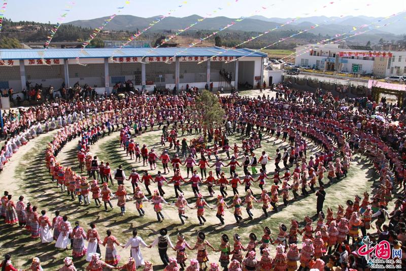 云南楚雄彝族自治州将于4月15日举行60周年州