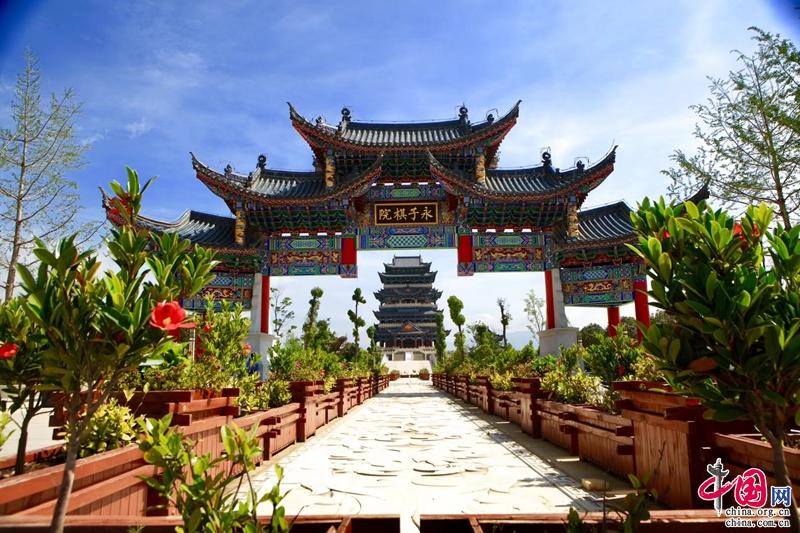 """云南保山紧抓""""三个万亩""""工程 建设滇西最美城"""