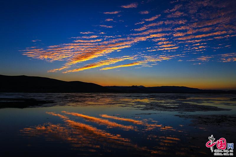 到香格里拉看云 赴一场天空的视觉盛宴