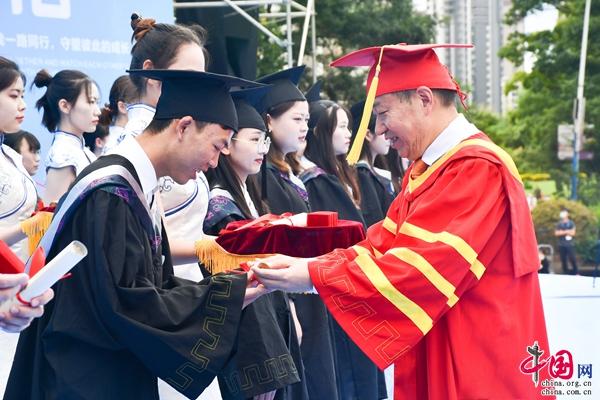 云南师范大学商学院举行2020届毕