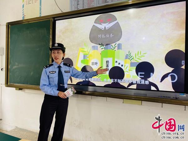云南西盟:师警同行,别样的教师