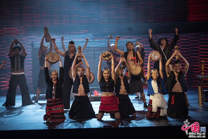 音乐剧《阿佤人民再唱新歌》完成编创工作 将择期与观众见面