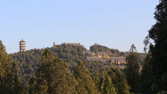 寿县古城及八公山森林公园