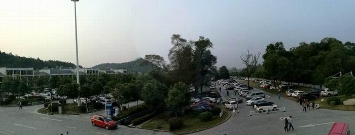 万佛湖景区2016国庆黄金周假日旅游大热
