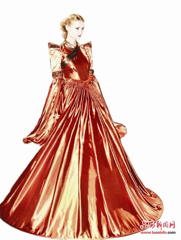 初二美术服装设计图片