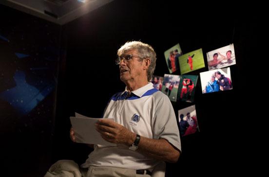 PP体育发力足球大咖视频专题节目 《周星星》