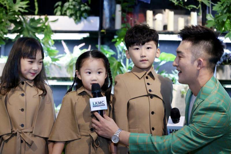 京东卢牧斯国际少儿模特大赛定档丝绸之路国际时装周