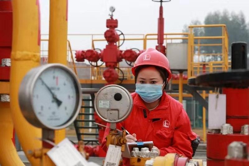 中石化西南石油局有序推进生产复工
