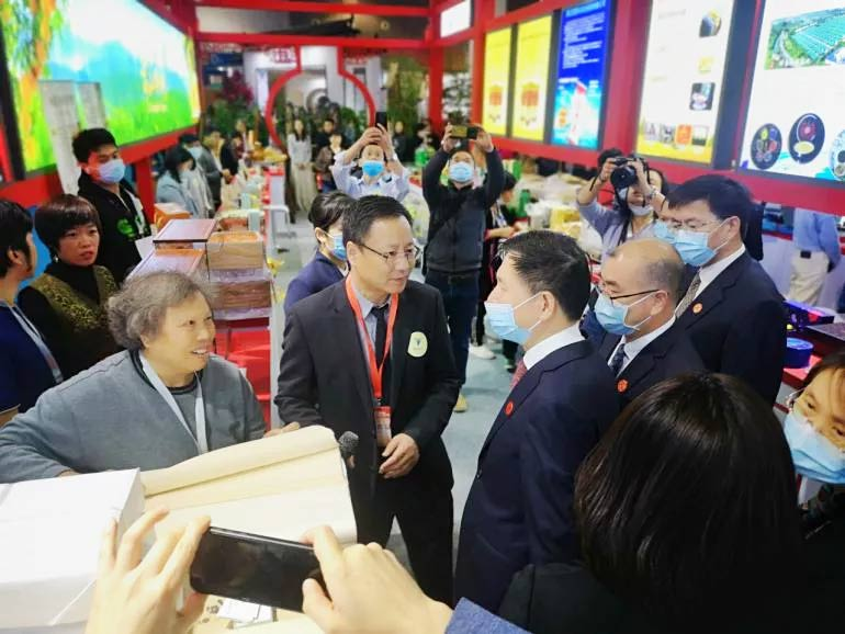 衢州文旅亮相第十五届中国义乌文化和旅游产品交易博览会