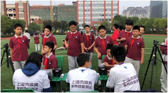 AI+5G助力体育素养测试 上海电信研发智慧体育系统