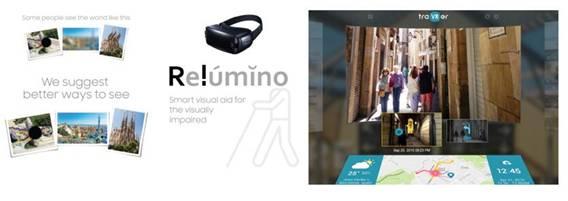 三星C-LAB基於Gear VR的的360度旅遊體驗平臺
