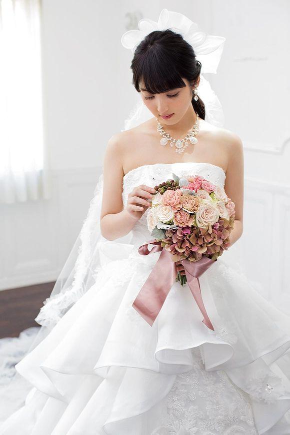 日本第一美女佐佐木希婚纱美照曝光 联盟中国