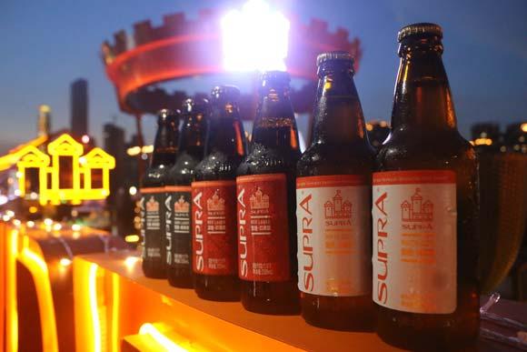 """过期啤酒贴上新""""标签""""流入市场 销售金额达8万余元"""