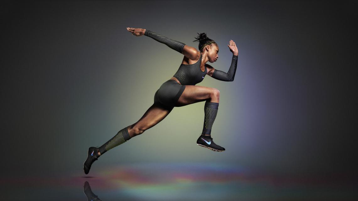 高科技运动服如何帮奥运健儿争分夺秒?
