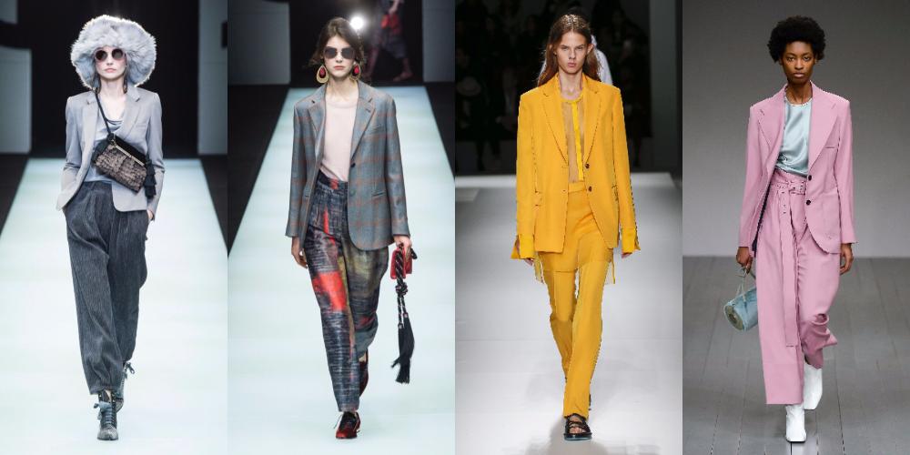 西装,套装,女性,吸烟,时尚
