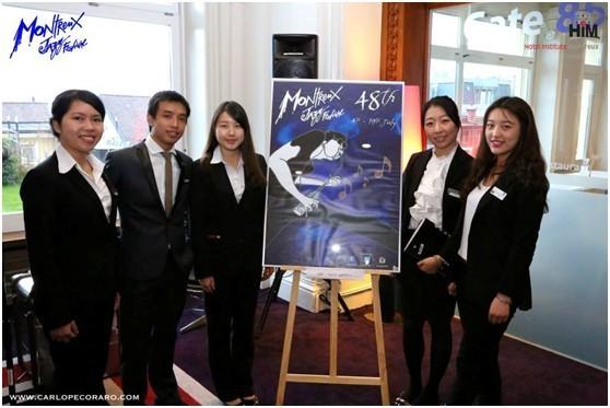 世界酒店管理学校排名第四:瑞士HIM蒙特勒酒店