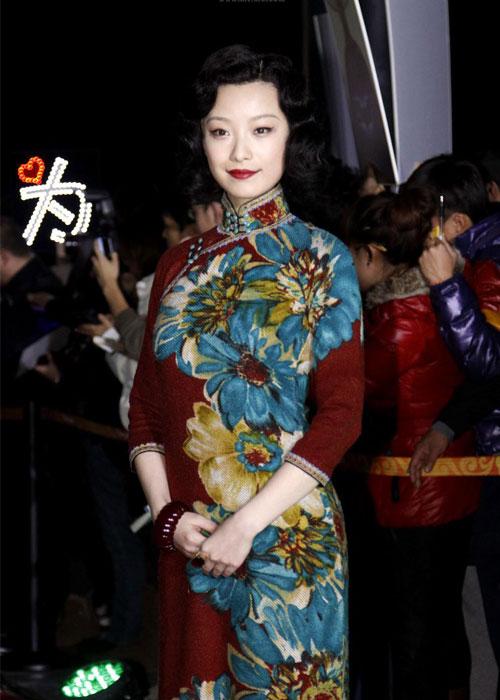 上海旗袍店丽古龙 传统旗袍之最