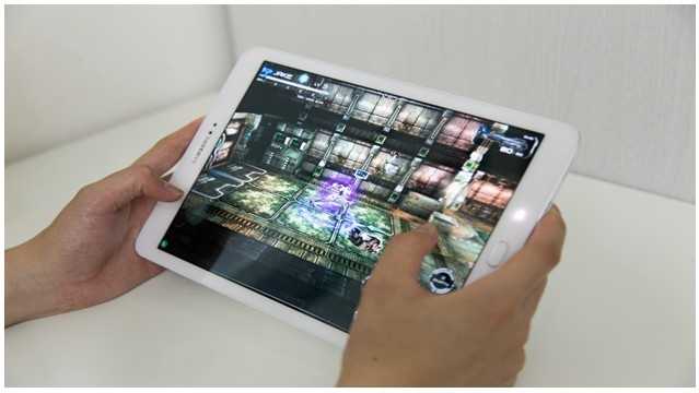 百变容颜 三星Galaxy Tab S2还原逼真画面