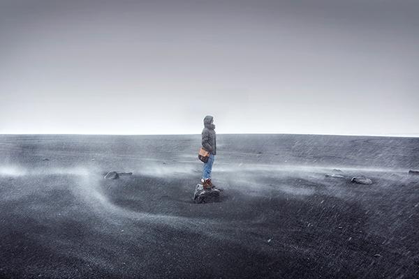 罗晓韵:冰岛总统欣赏的中国女摄影师!