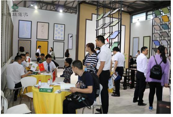 硅藻泥十大品牌—北疆硅藻泥跨界展,跨出行业新高度