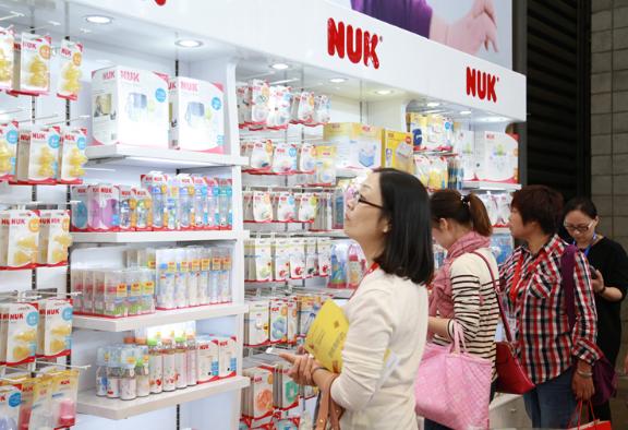 中国婴童展—40秒时间给母婴用品店一个黄金平台