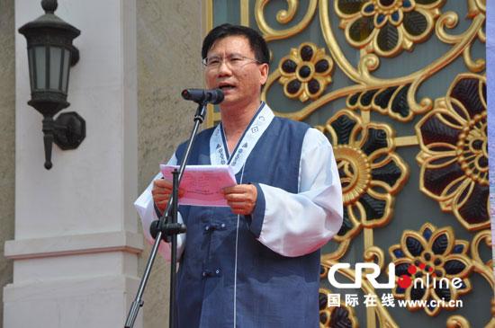 延边朝鲜族自治州成就展在北京举行