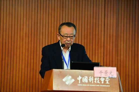 著名系统科学家、中国航天系统科学与工程研究院于景元研究员