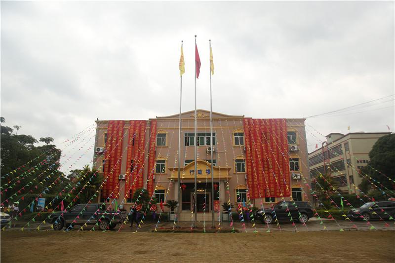 龙翔学校行政楼