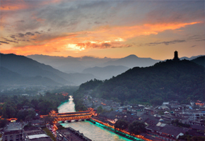 景区,旅游,都江堰,合作,青城