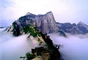 景区,生态,华山,建设,旅游