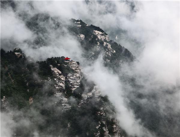 江西庐山风景区