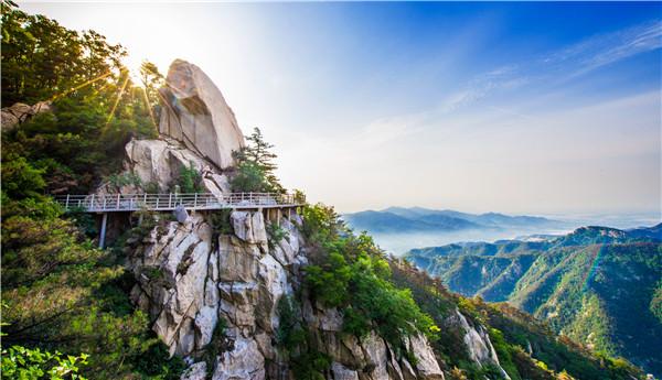 魅力山东风景图片