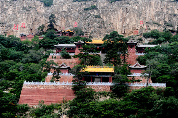 山西省恒山风景区