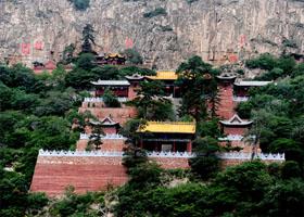 北岳,悬空,文化,独特,建筑