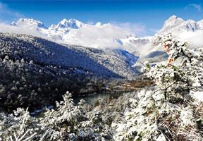 雪山,玉龙,旅游,景区,丽江