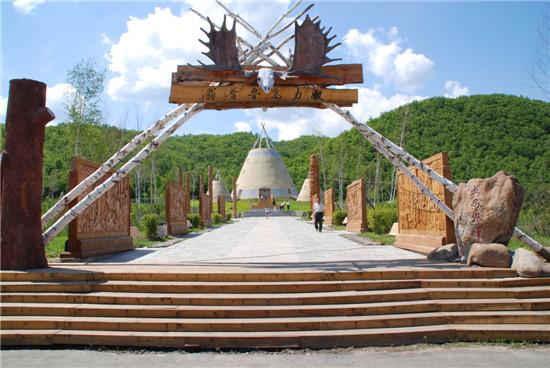 黑河地理位置优越,生态环境完美,人文历史独特,民俗风情古朴,旅游