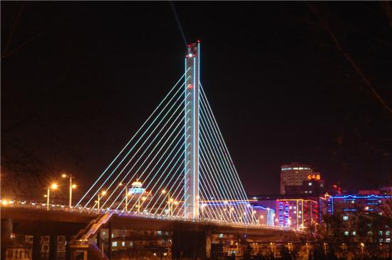 黑龙江省木兰县大桥