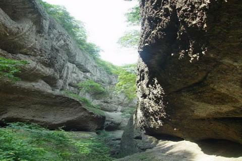 皖西大裂谷风景名胜区