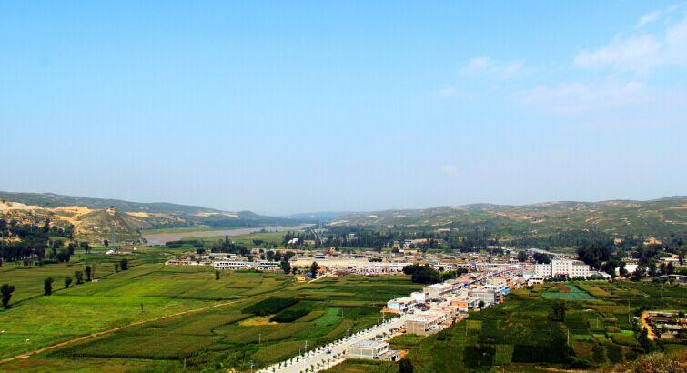 陕西省神木县高家堡镇