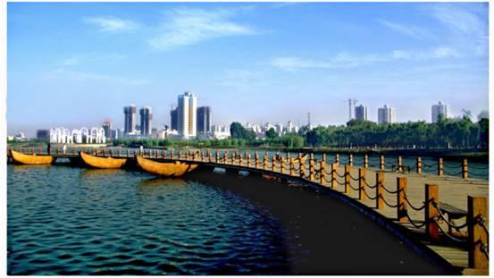河南省焦作市 绿色发展的能源转型城市