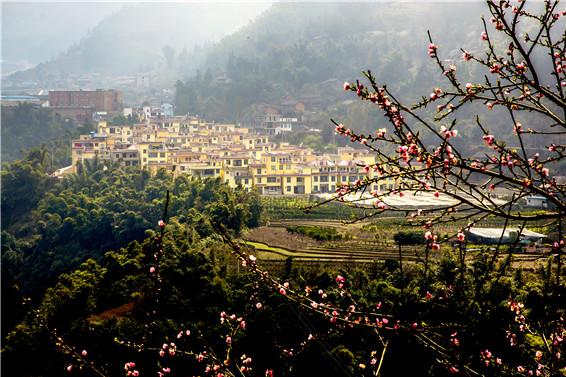 云南文山州马关县风景图片