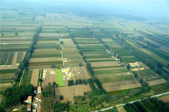 周口市土地总体规划图-河南省周口市扶沟县