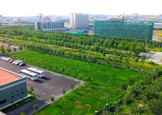 乌鲁木齐高新技术产业开发区:持续贯彻绿色理念 加速发展生态新区
