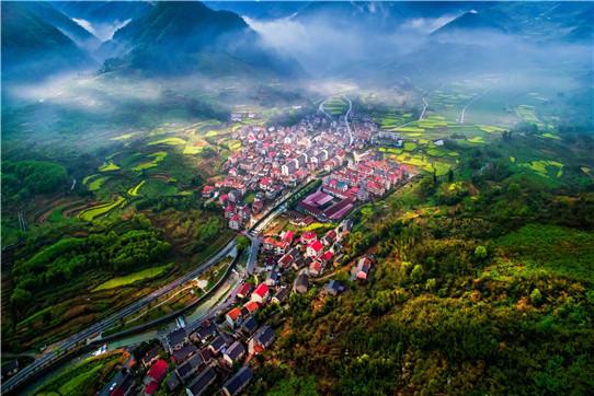最美中国之钟山风景区