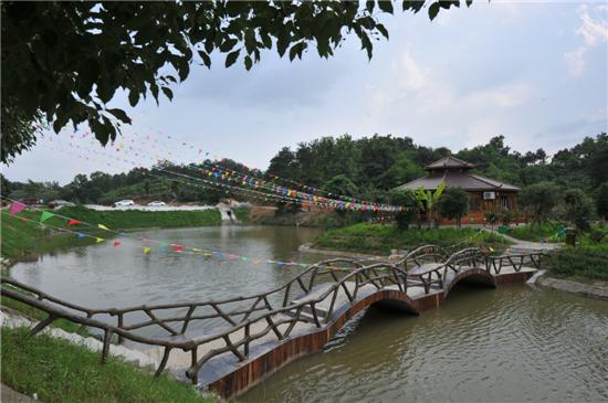 河南省信阳市浉河区:大美浉河 灵秀茶都