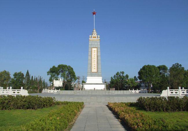 霍邱烈士陵园