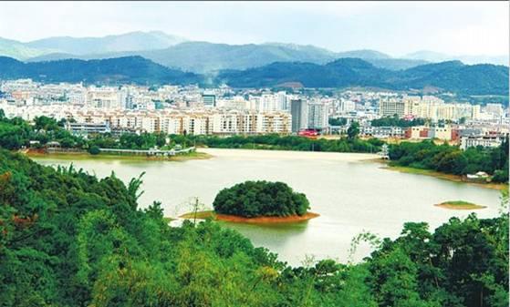 宾川县总人口
